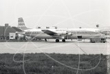 G-APEF - Vickers Vanguard V.951 at Heathrow in 1972