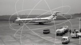 G-ARTA - Vickers VC10 at Ringway, Manchester in 1969