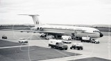 XV105 - Vickers VC10 1106 at Perth in 1968