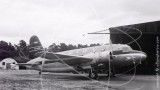 G-AHOS - Vickers Viking at Blackbushe in 1957