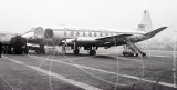 G-AMOJ - Vickers Viscount 701 at London Airport in 1954