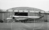 G-ANRT - Vickers Viscount V732 at London Airport in 1959