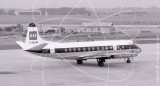 G-AOHG - Vickers Viscount 802 at Rome in 1970