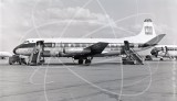 G-AOHR - Vickers Viscount 802 at Heathrow in 1965
