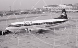G-AOHS - Vickers Viscount 802 at London Airport in 1960