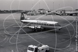 G-AOHW - Vickers Viscount 802 at Ringway, Manchester in 1974