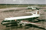 G-AOYI - Vickers Viscount 806 at Dublin in 1968