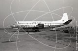 J751 - Vickers Viscount V734 at London Airport in 1960