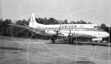 N7411 - Vickers Viscount V745 at Richmond, Virginia in 1961