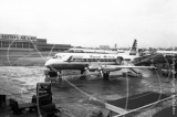 N7420 - Vickers Viscount V745 at Midway, Chicago in 1958