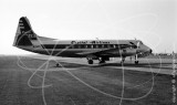 N7425 - Vickers Viscount V745 at Minneapolis-St.Paul in 1961