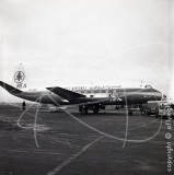 OD-ADD - Vickers Viscount V754D at London Airport in 1957