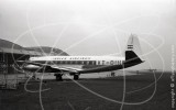 VT-DIH - Vickers Viscount V786D at London Airport in 1957