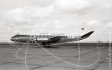 VT-DIO - Vickers Viscount V768 at London Airport in 1957