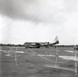 VT-DIX - Vickers Viscount V768 at London Airport in 1957