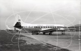 VT-DJC - Vickers Viscount V768 at London Airport in 1958