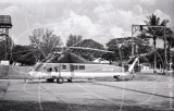 PK-HBQ - Westland Wessex at Seletar Airport in 1970