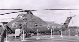 XM300 - Westland Wessex at Farnborough in 1961