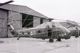 XP140 - Westland Wessex at Yeovilton in 1964